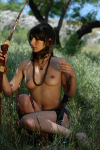 Forest Girl Vetta A Hunting