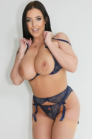 Voluptuous Angela White